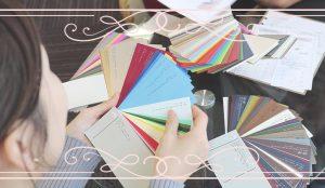 見た人も思い出に残るような紙質、こだわりの紙質です。